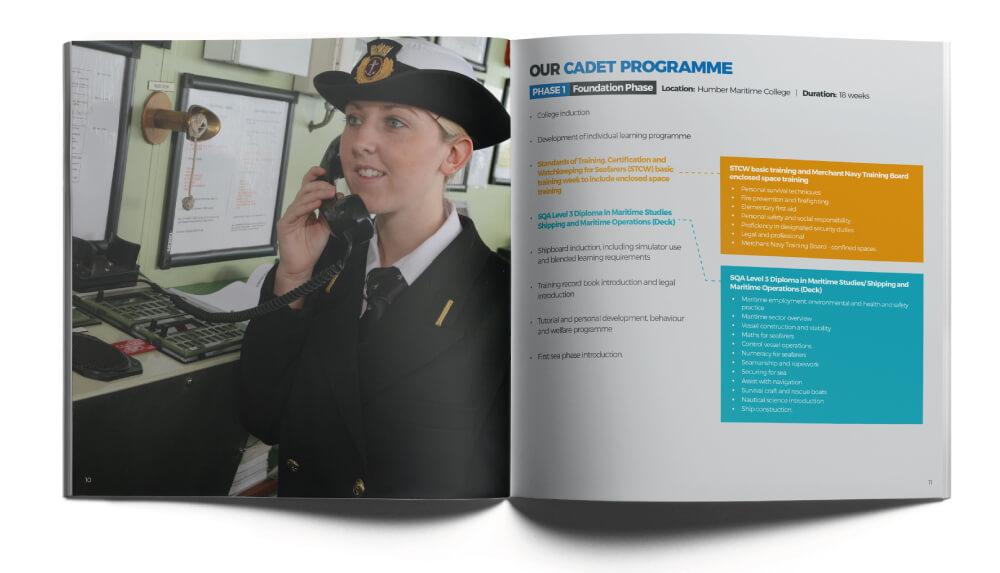Engineering Cadet Prospectus Download