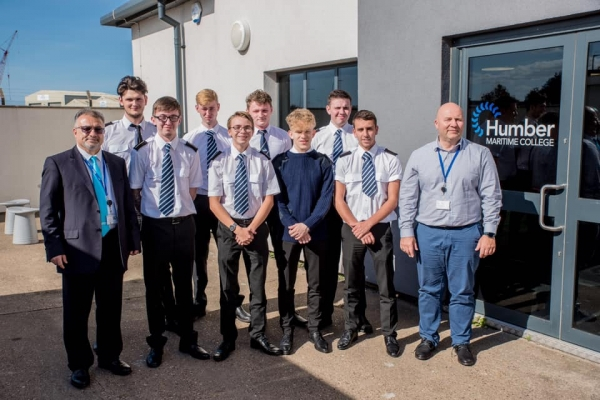Humber Maritime Cadets Prepare for First Phase at Sea